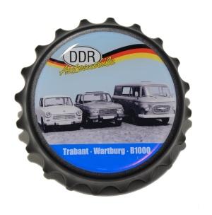 Kapselheber Flaschenöffner DDR Automobile