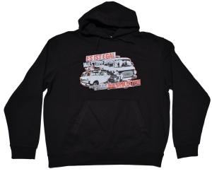 Kapuzensweatshirt Es ist egal was du fährst G49