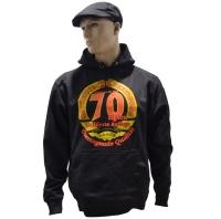 Kapuzensweatshirt Ostdeutsche Fertigung 70ziger G525