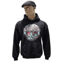 Kapuzensweatshirt 50 Jahre Schwalbe G529