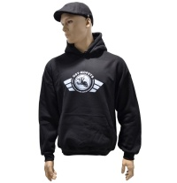 Kapuzensweatshirt Ost-Mopeds Schwalbe G53