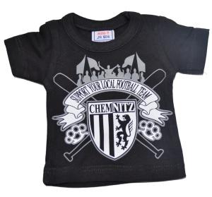 Mini Deko T-Shirt Support Chemnitz K39