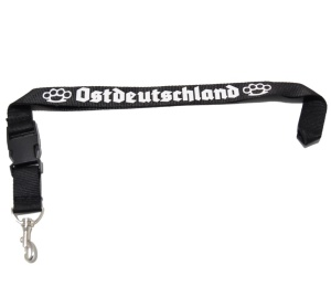 Schlüsselband Ostdeutschland