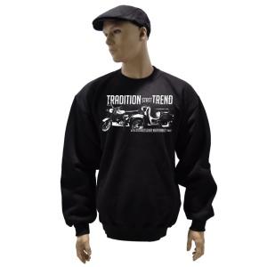Sweatshirt Tradition statt Trend Ostdeutsche Wertarbeit G45