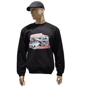 Sweatshirt Es ist egal was du fährst G49