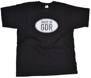 T-Shirt Made In GDR I G34