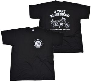 T-Shirt Ost-Mopeds 2 Takt Klassiker S51 K36 G518