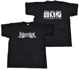 T-Shirt Ostdeutschland Actioncrew / FWA G31 G16