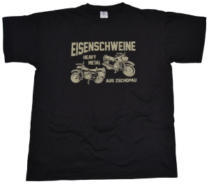 T-Shirt Eisenschweine MZ ES G304
