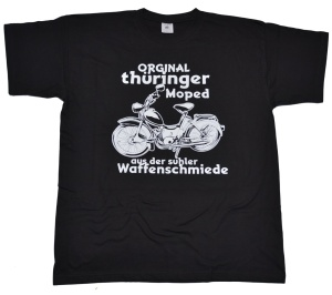 T-Shirt Original Thüringer Moped Simson SR 2 Motiv G311
