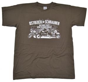 T-Shirt Ostblock-Schrauber II Simson Motiv G70