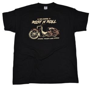 Schwalbe Motiv T-Shirt Rost N Roll G414