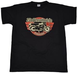 T-Shirt Waffenschmiede Ostdeutschland