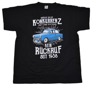 T-Shirt Trabimotiv Kein Rückruf G435