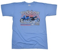 T-Shirt True Love Ostblock 2 Takt Power