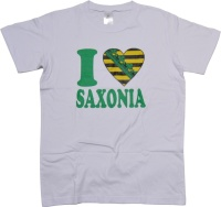 T-Shirt I Love Saxonia