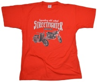 T-Shirt Streetfighter
