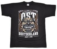 T-Shirt Ost Deutschland