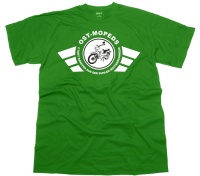 T-Shirt Ost-Mopeds Star G19
