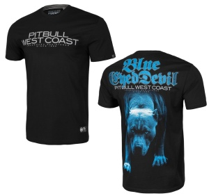 Pit Bull West Coast T-Shirt Blue Eyed Devil 21 Middle Weight