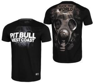 Pit Bull West Coast T-Shirt Fuck the World