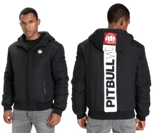 Pit Bull West Coast Hooded Jacket Cabrillo