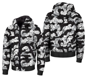 Pit Bull West Coast Jacke Butler Winter camo