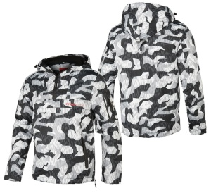 Pit Bull West Coast Jacke Pershing Winter camo