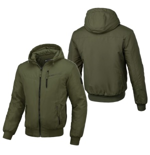 Pit Bull West Coast Hooded Winter-Jacke Spinnaker II