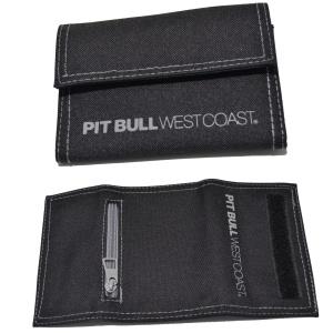 Pit Bull Westcoast Geldbörse Logo black/white