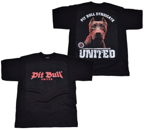 Pit Bull Germany Syndicate T-Shirt United