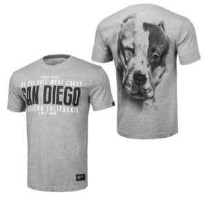 Pit Bull West Coast T-Shirt San Diego II