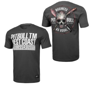 Pit Bull West Coast T-Shirt Business As Usual