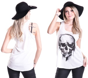 TankTop Skull Innocent Clothing