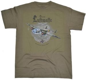T-Shirt DO-17 Dornier Langstreckenbomber