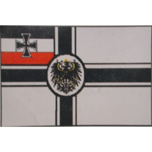 Fahne Old Empire Germany / Reichkriegsflagge