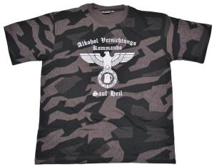 T Shirt Alkohol Vernichtungs Kommando G305