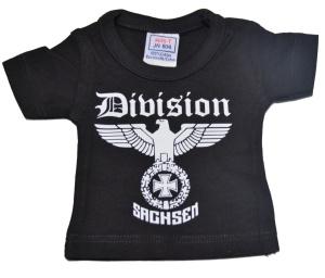 Mini Deko T-Shirt Division Sachsen K54