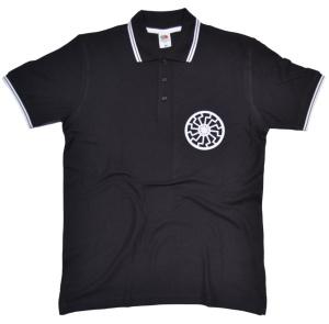 Poloshirt Schwarze Sonne K2