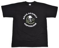 T-Shirt Rock Against Capitalism G537
