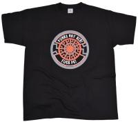 T-Shirt Punks Not Red! II G540