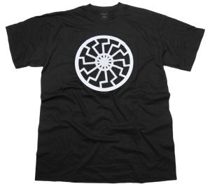 T-Shirt Schwarze Sonne III G539