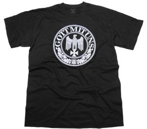 T-Shirt Gott mit uns II G538