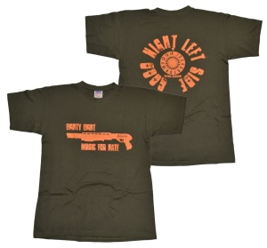 T-Shirt Eighty Eight Music For Hate
