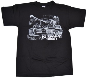 T-Shirt Tiger 1 II