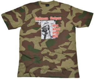 GSS German Schock Style T-Shirt German Sniper G557