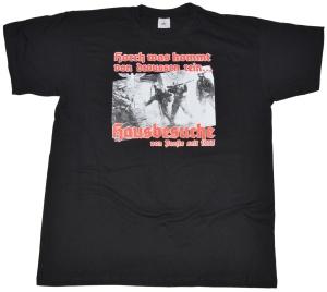 German Schock Style T-Shirt Hausbesuche von Profis G541