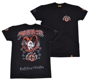 T-Shirt Fliegender Zirkus Jokker the Red Baron