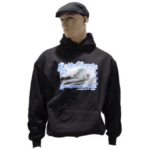 GSS Kapuzensweatshirt Fette Beute - Hochseefischen G59