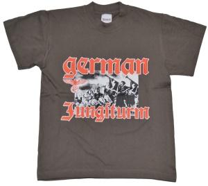 Kinder T-Shirt GSS German Jungsturm G546 von German Schock Style